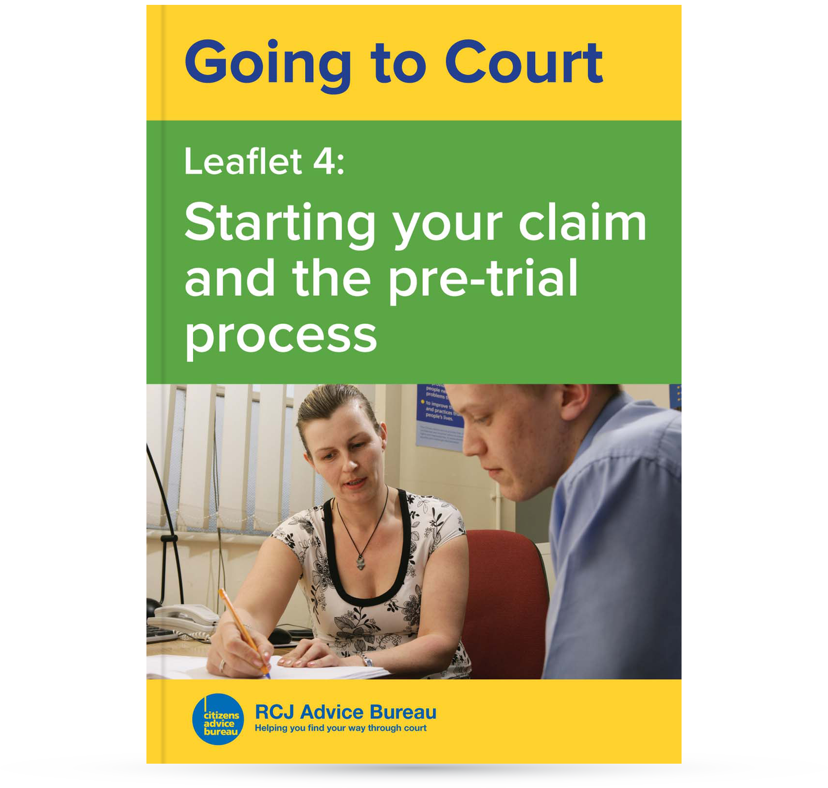Going To Court 4 Starting Your Claim And The Pre Trial Process