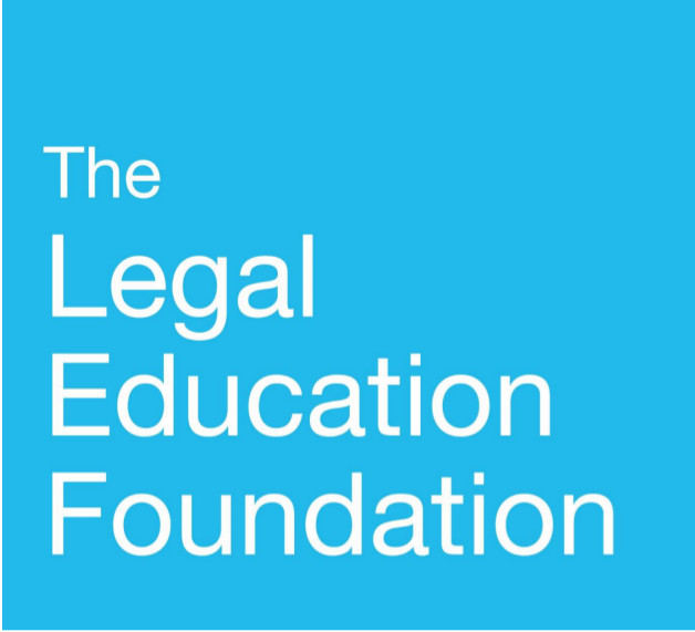 The Legal Education Foundation logo
