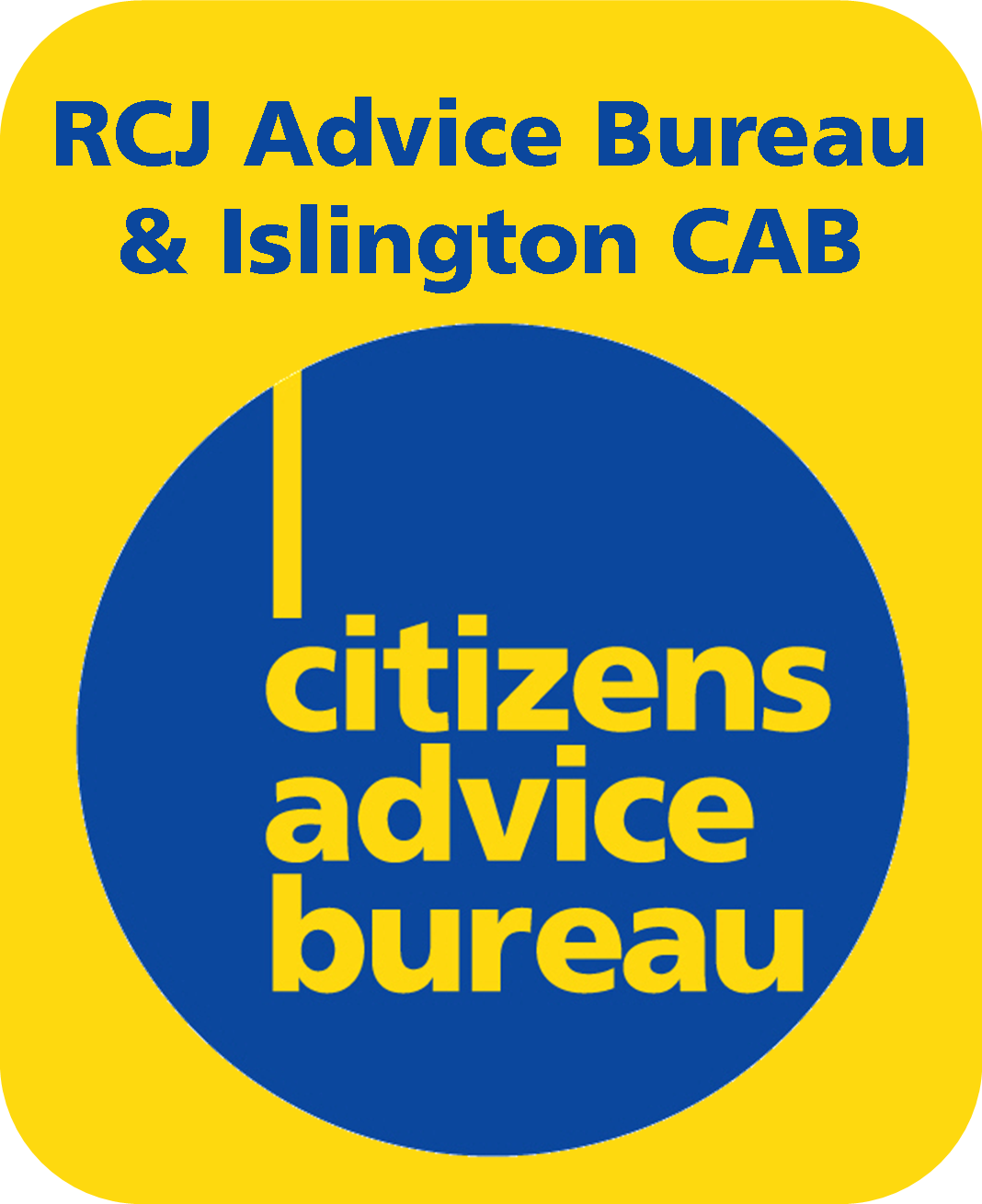 Image of The Royal Courts of Justice Advice Bureau's logo