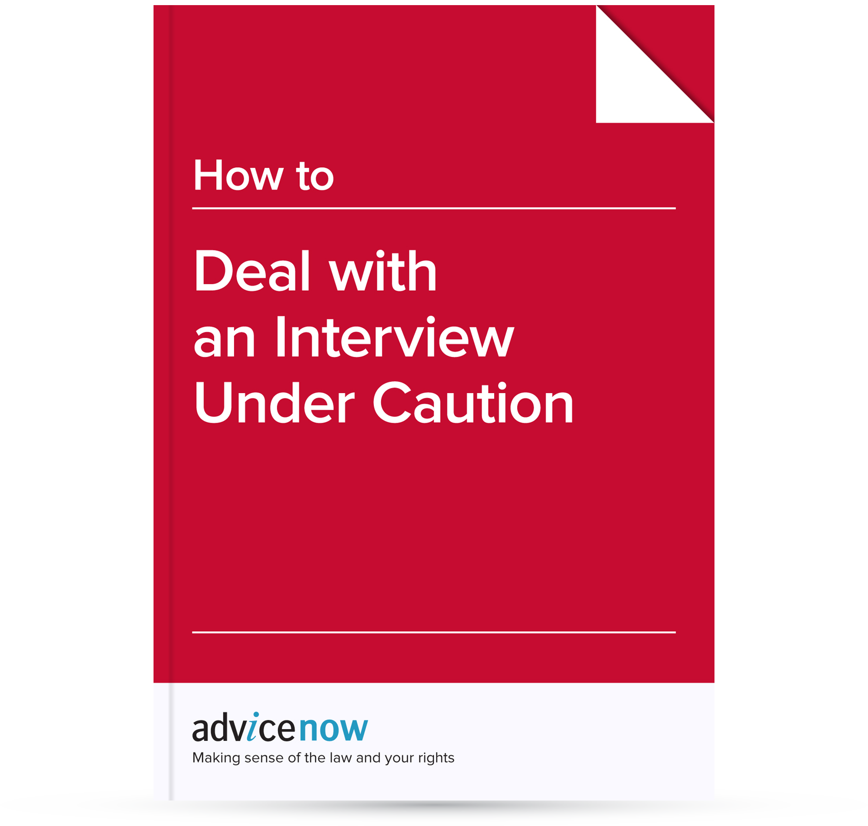 how to deal an interview under caution advicenow