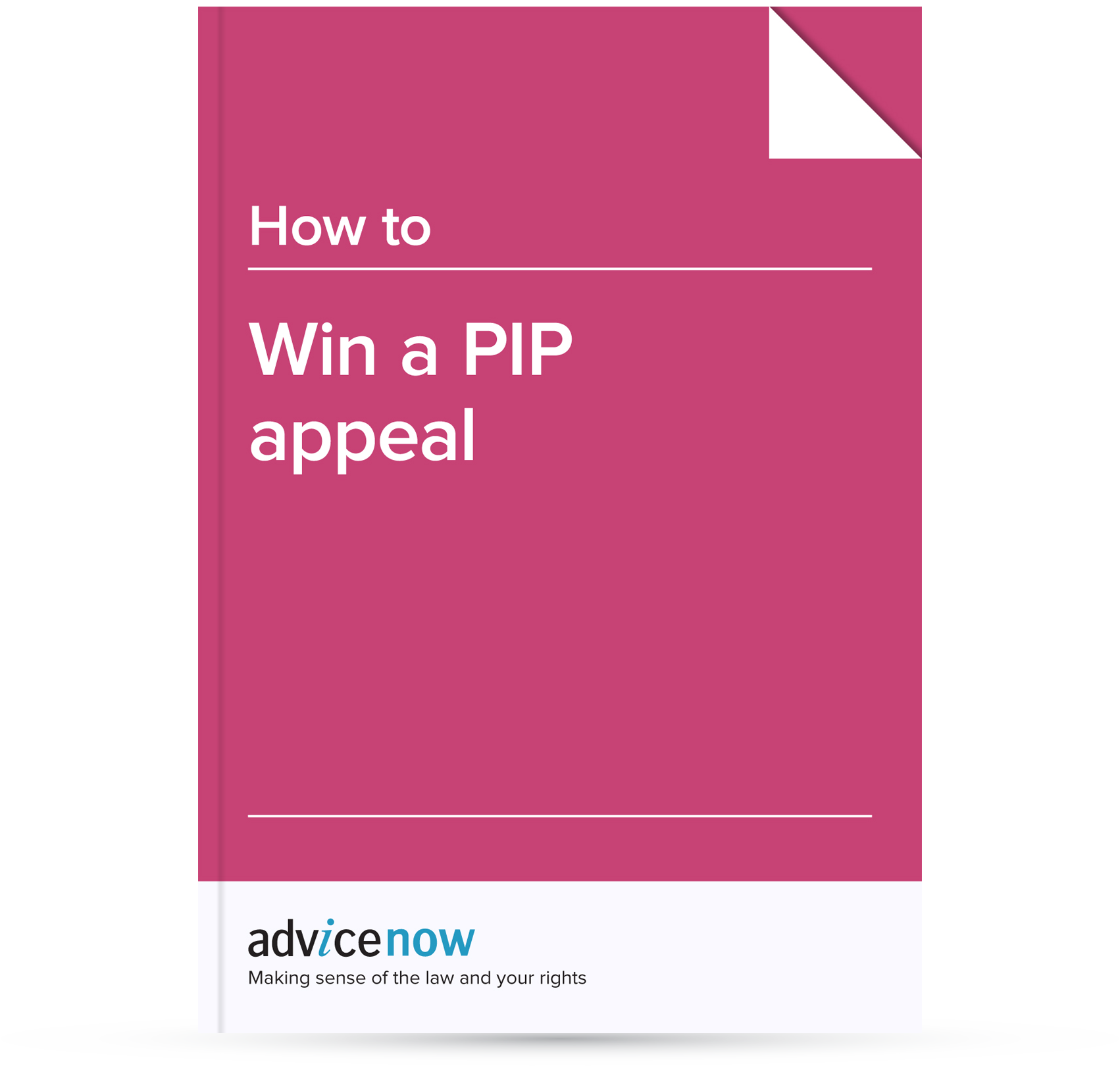 how to win a pip appeal advicenow