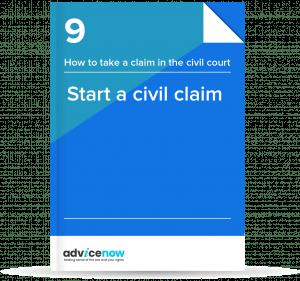 How to start a civil claim thumbnail