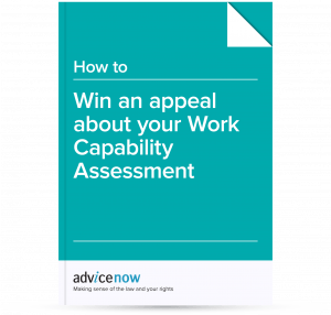 Image of cover of How to win a Work Capability Assessment appeal guide
