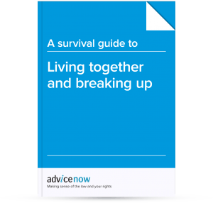 A survival guide to Living together and breaking up