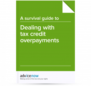 Image of a Survival guide to dealing with tax credit overpayments