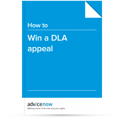 PDF download of How to win a DLA appeal