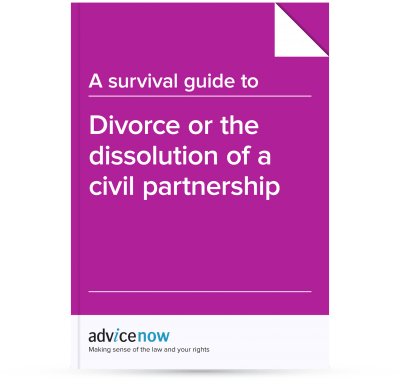A survival guide to divorce or dissolution of a civil partnership divorce or the dissolution of a civil partnership solutioingenieria