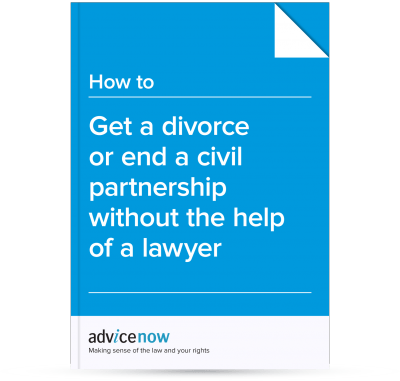 How to get a divorce or end a civil partnership without the help how to get a divorce without the help of a lawyer solutioingenieria Gallery