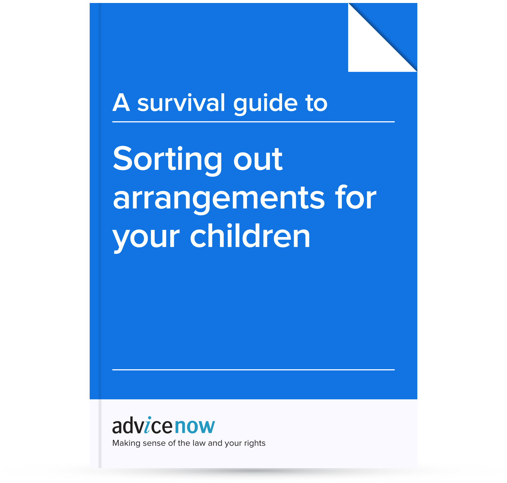 A survival guide to sorting out arrangements for your children