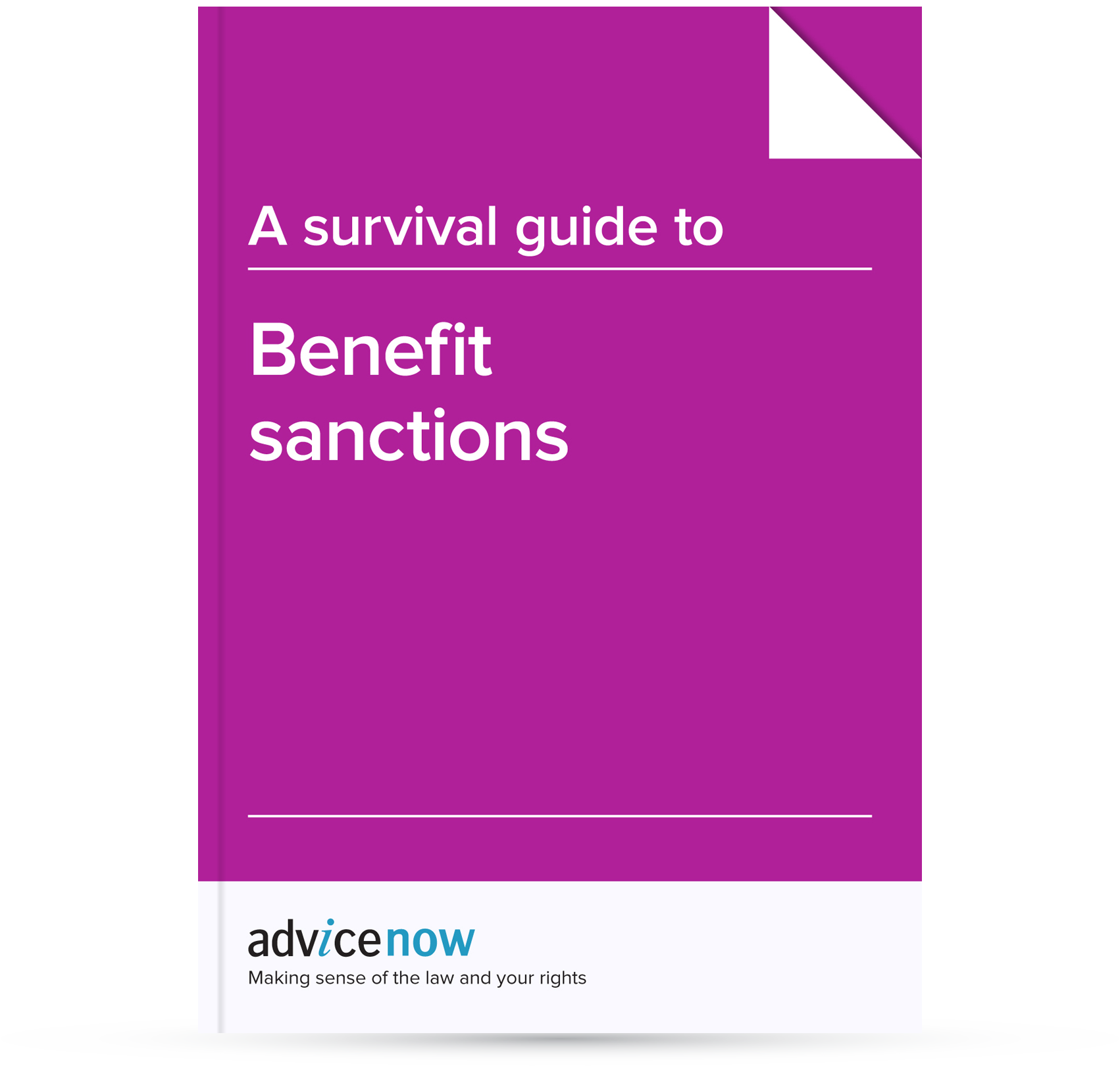A survival guide to benefit sanctions | Advicenow